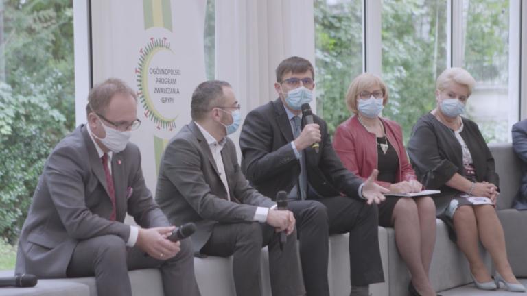 Pandemia pokazała istotną rolę szczepień przeciw grypie