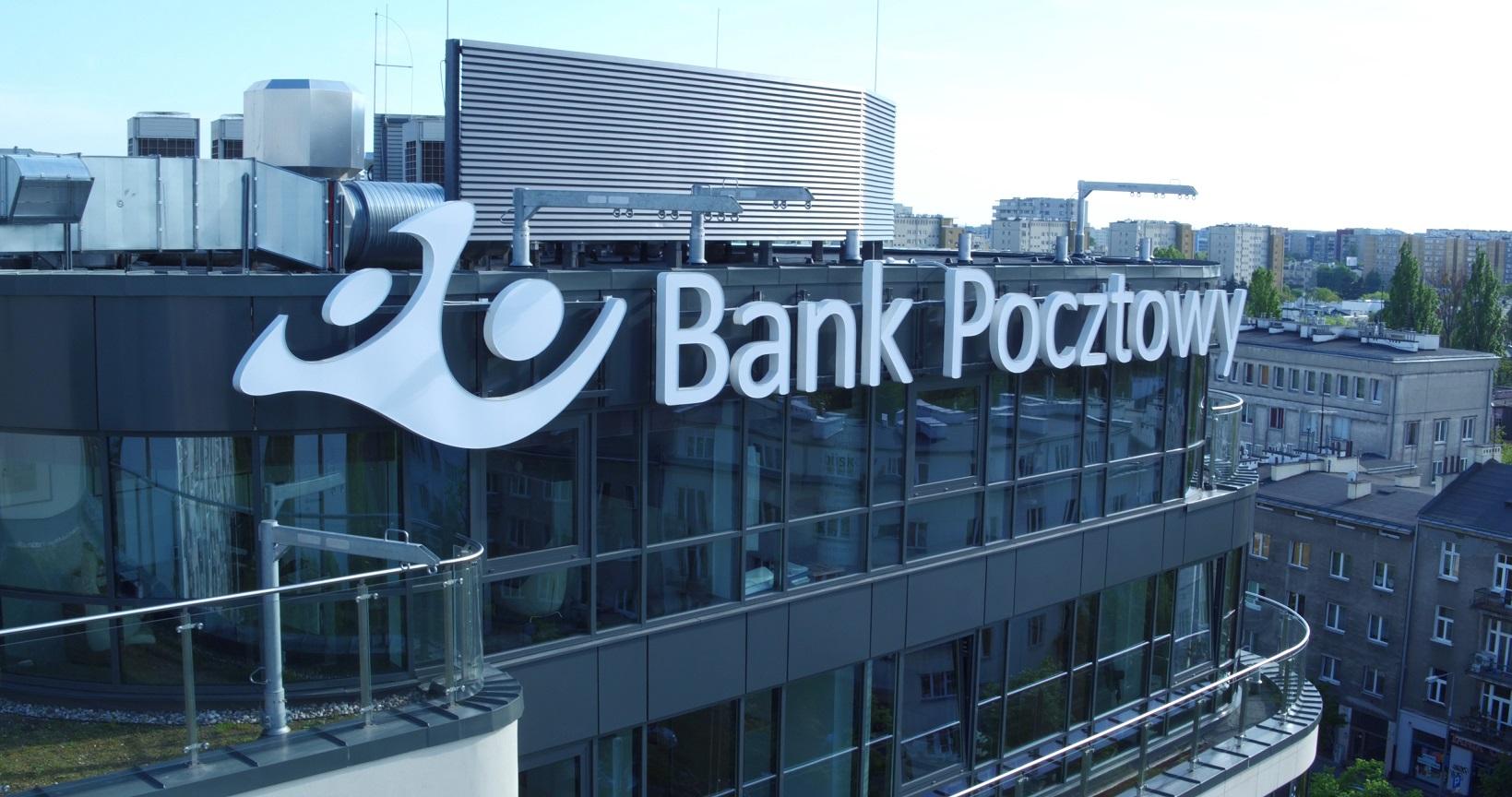 Bank Pocztowy wprowadza nowe usługi zdalne dla swoich klientów korzystających z bankowości elektronicznej