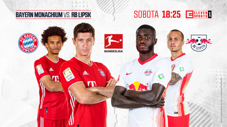 Mecz na szczycie Bundesligi: Bayern Monachium – RB Lipsk