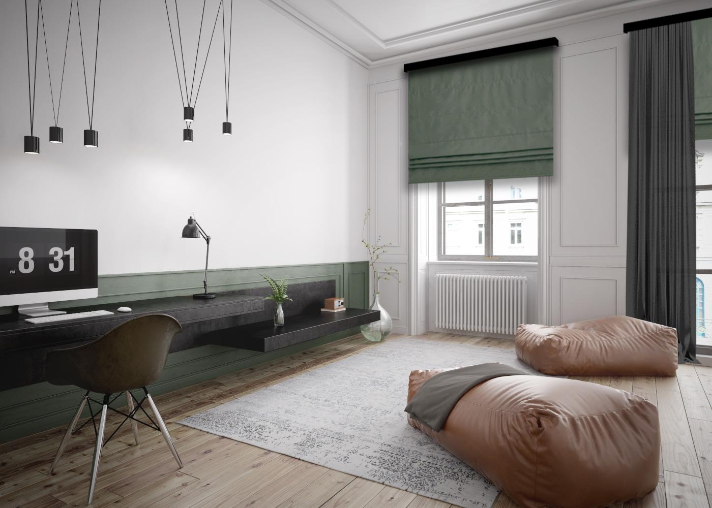 Dekoracja idealna – jak łączyć rolety z zasłonami?