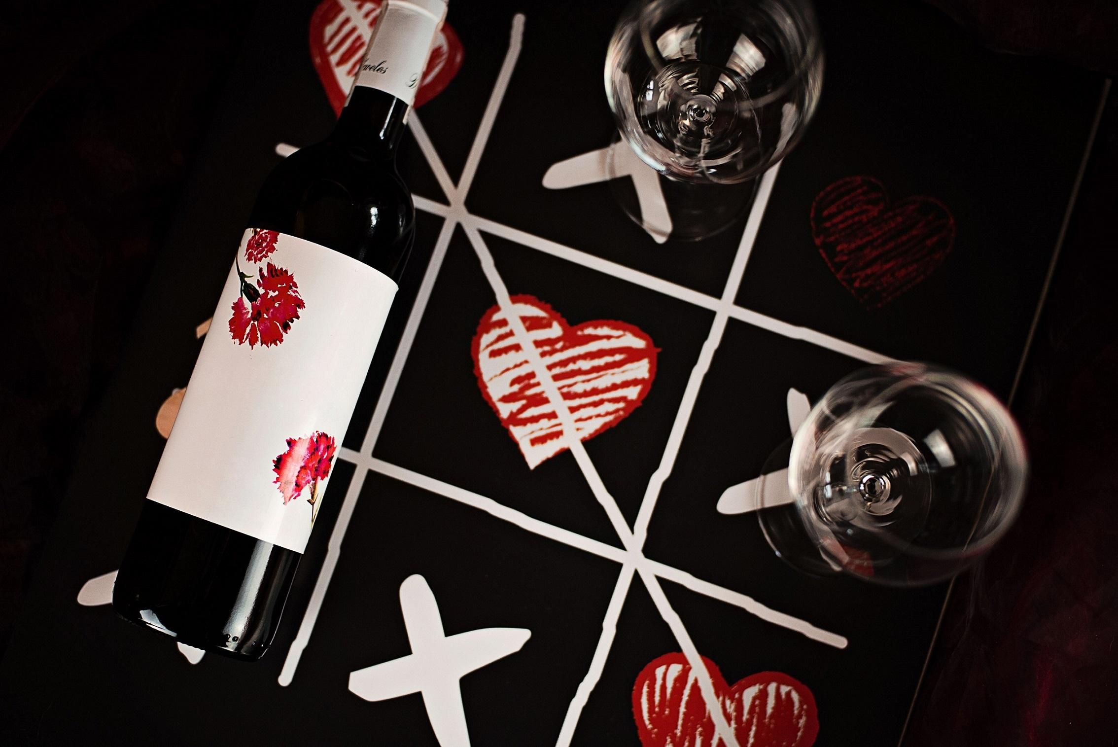 Wino na wieczór we dwoje