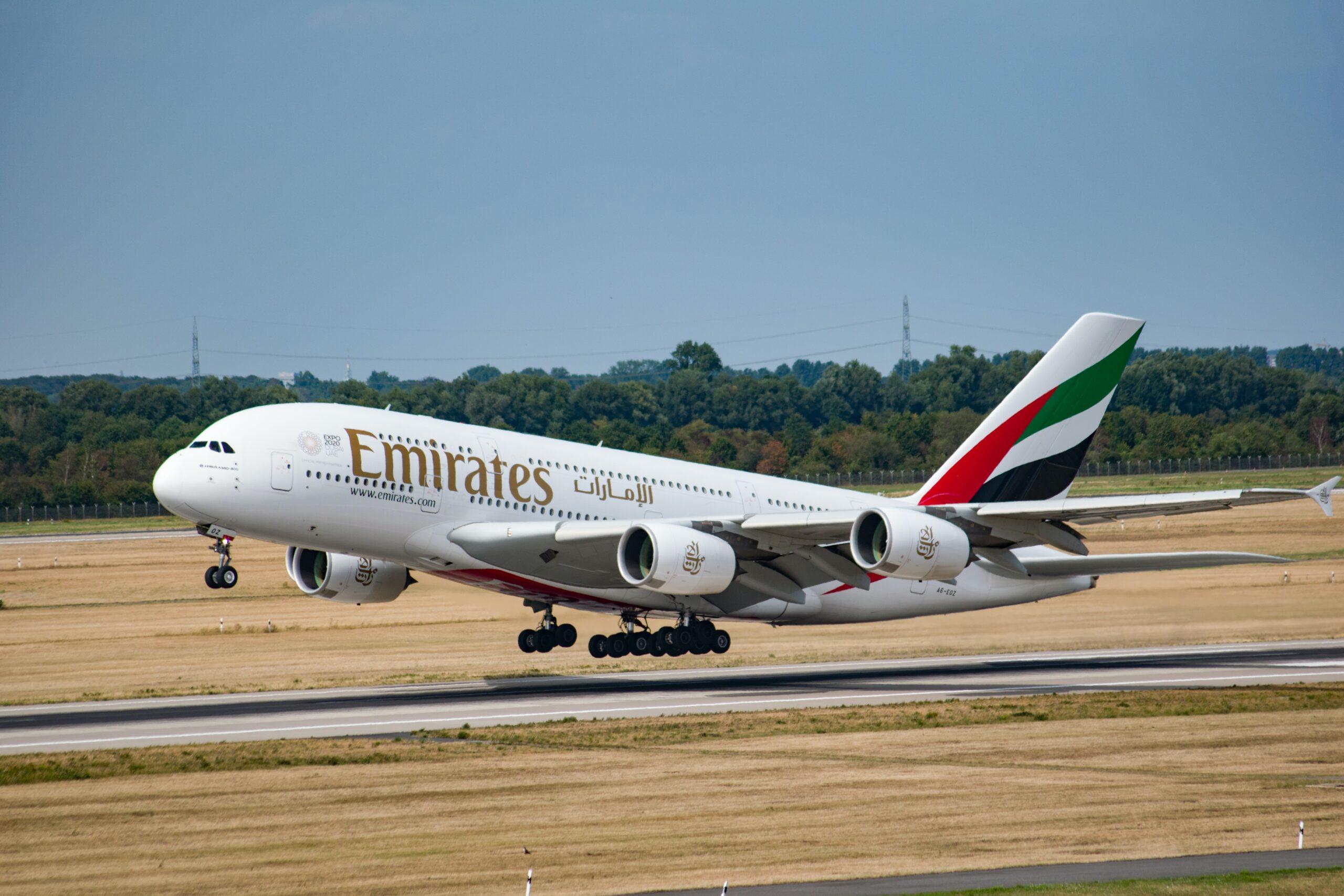 Emirates rozszerzają swoją siatkę połączeń do USA, wprowadzając loty do Orlando