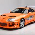 """Toyota Supra z """"Szybkich i wściekłych"""" sprzedana za 550 tys. dolarów"""