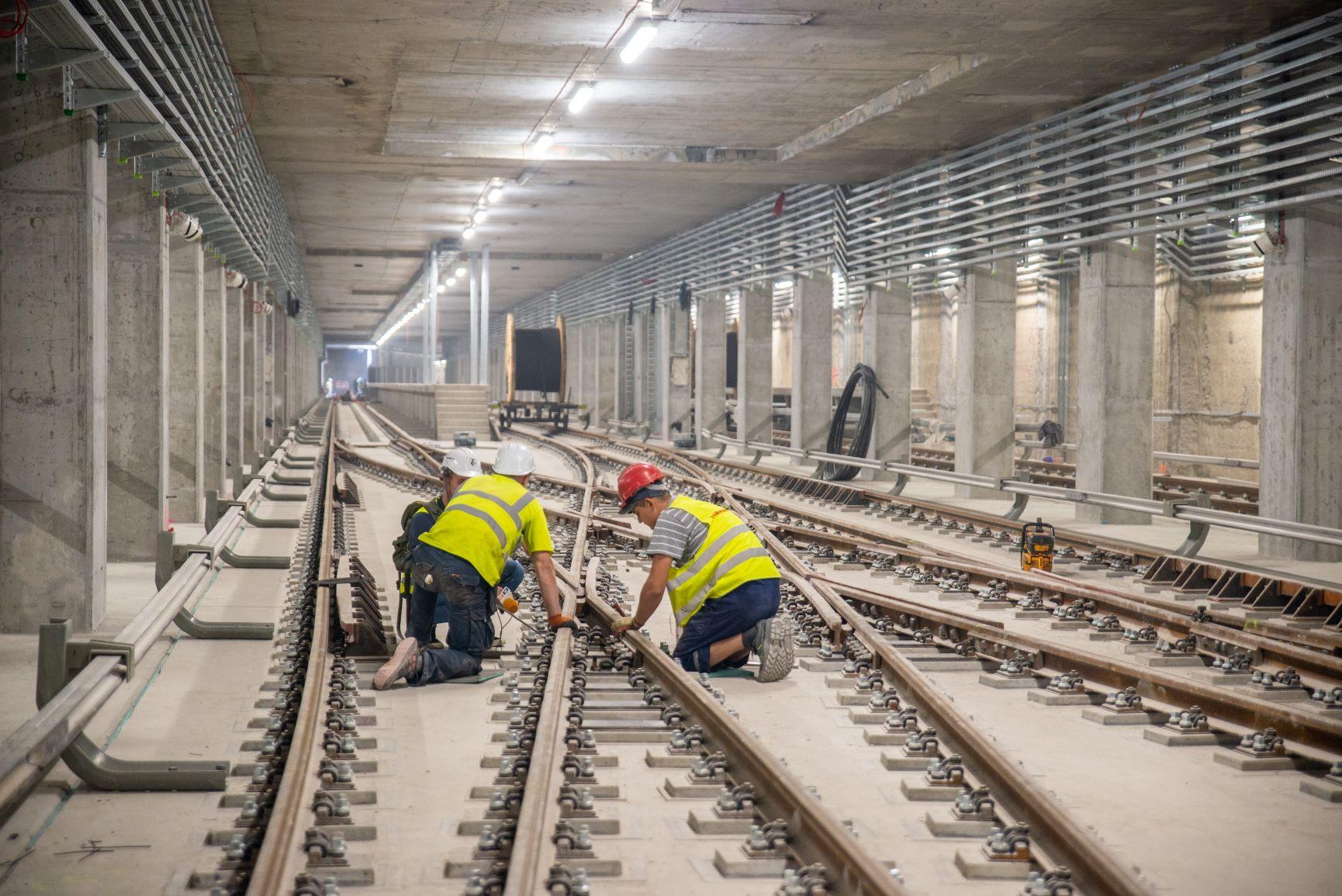 Warszawa zapewniła finansowanie rozbudowy II linii metra