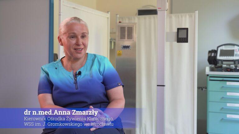 Terapia żywieniowa potrzebna jest na każdym oddziale szpitalnym
